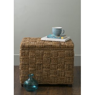 Clarence Wave Pouf by Bay Isle Home