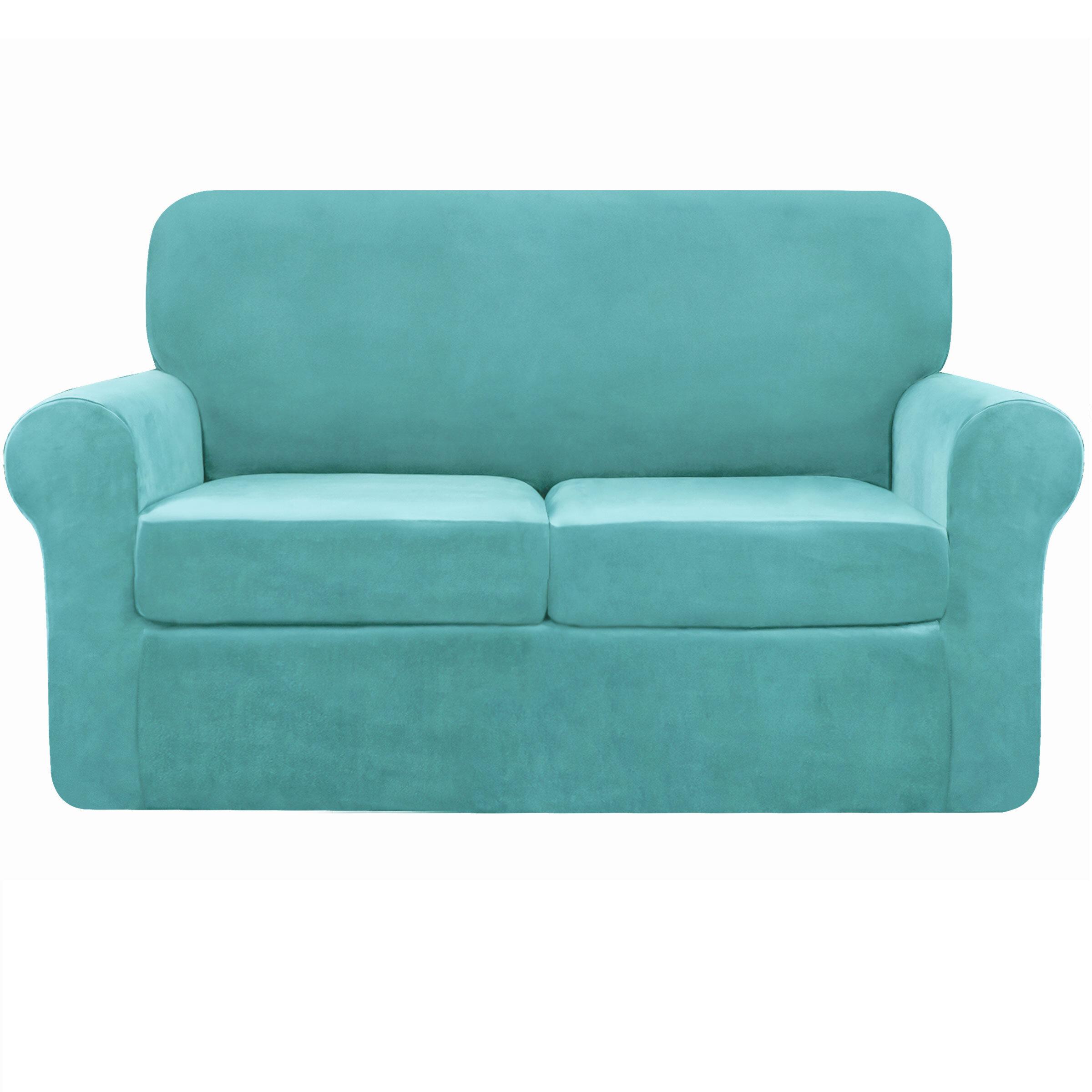 Regular Box Cushion Slipcovers You Ll Love Wayfair Co Uk