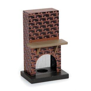 Darice Brick Chimney Night Light Holder