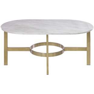 Versailles Marbled Coffee Table by Design Tree Home
