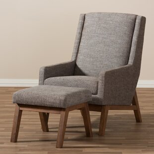 Brydon Lounge Chair by George Oliver