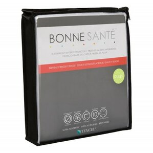 Tencel Hypoallergenic Waterproof Mattress Protector by Bonne Sante