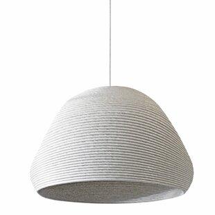 Swain 1-Light Dome Pendant