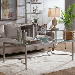 Bargain Metal Designs Coffee Table by Artistica Home Reviews (2019) & Buyer's Guide