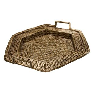 Capitol Serving Tray By August Grove