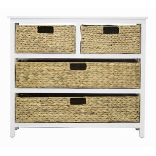 Leominster 4 Drawer Accent Chest by Highland Dunes