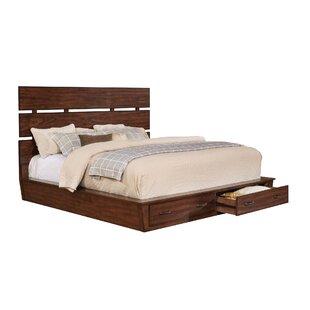 Loon Peak Reich Storage Panel Bed