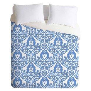 Deny Designs Gina 3 Piece Cotton Duvet Set