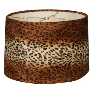 10 Shantung Drum Lamp Shade