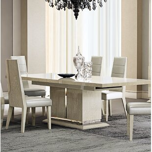 Izquierdo Extendable Dining Table by Orren Ellis Cheap