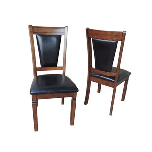 Axbridge Side Upholstered Dining Chair (Set Of 2) By Red Barrel Studio