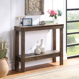 Demoss 39.8'' Console Table by Loon Peak®