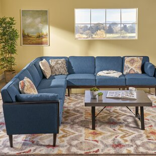 Crosby Modular Sectional by George Oliver No Copoun