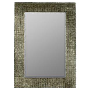 Mercer41 Rectangle Silver Wall Mirror