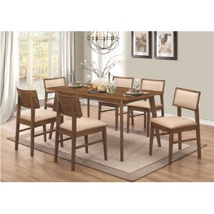 Tidore 7 Piece Dining Set
