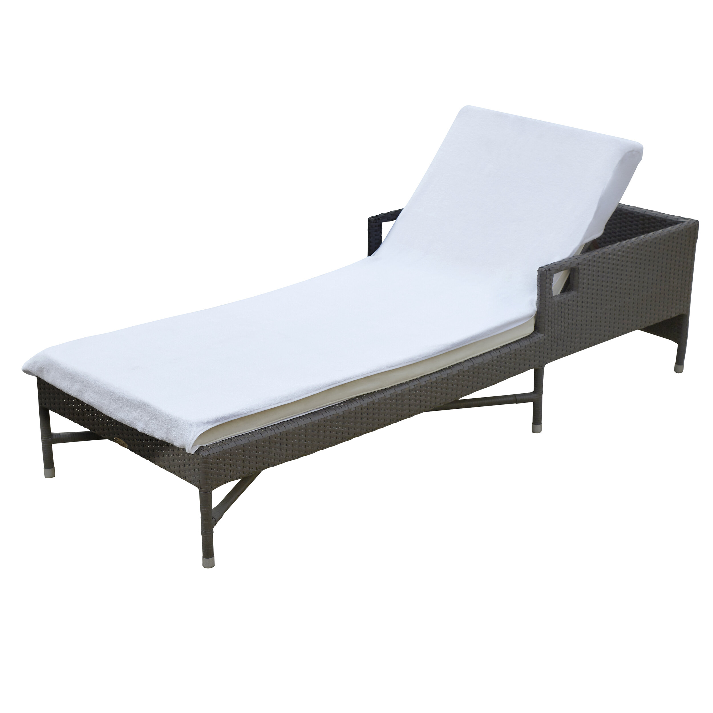 Ebern Designs Patio Chaise Lounge Cover