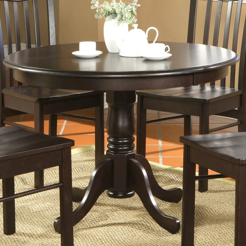 darby home co bonenfant dining table reviews wayfair rh wayfair com