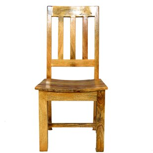 Harley Solid Wood Dining Chair by Millwoo..