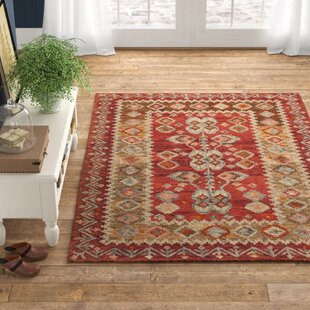 Red Wool Area Rugs You Ll Love In 2021 Wayfair
