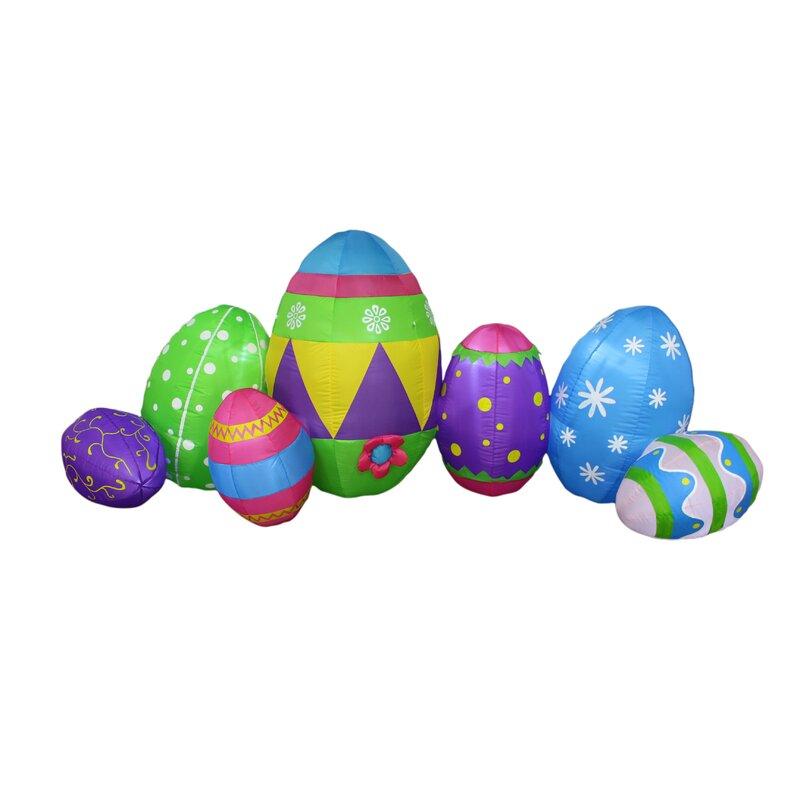 8 Holiday Egg