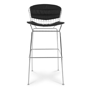 Reviews Makris 30 Bar Stool by Ivy Bronx Reviews (2019) & Buyer's Guide