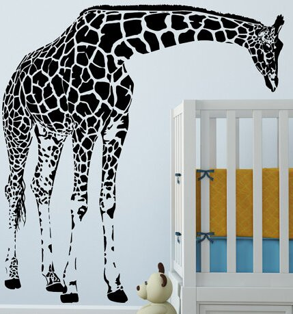 Nursery Wall Stencils Wayfair Co Uk