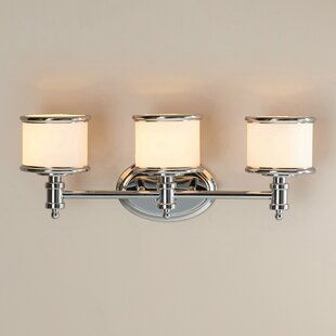 Winston Porter Chin 3-Light Vanity Light