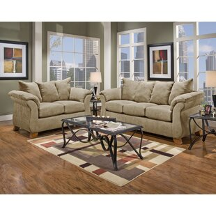 Norris 2 Piece Living Room Set by Red Barrel Studio