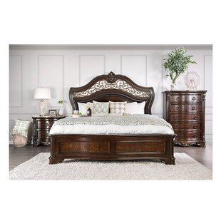 Madeleine California King Panel Configurable Bedroom Set by Astoria Grand