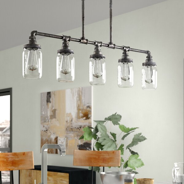 Rustic Kitchen Lighting | Wayfair