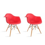 Armchair (Set of 2) by George Oliver