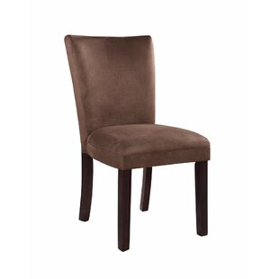 Bloomsbury Market Erkerd Upholstered Dining Chair (Set of 2)