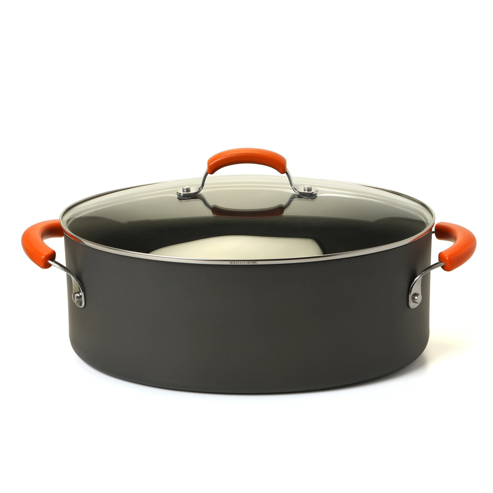 Rachael Ray Hard Anodized 8 Qt Stock Pot With Lid Reviews