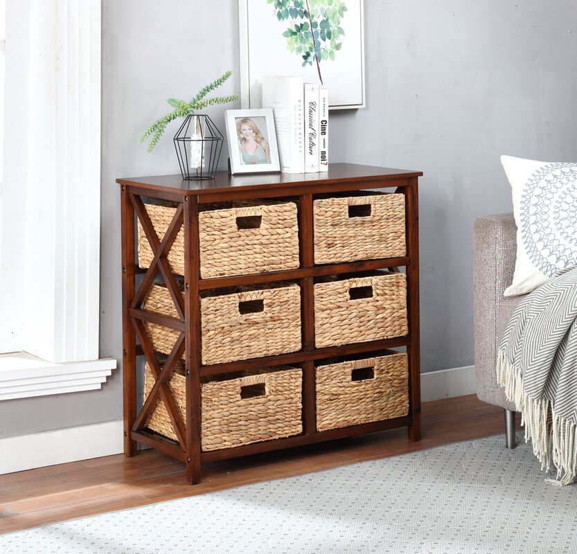 Schimpl 6 Drawer Accent Chest by August Grove®