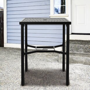Machado Iron Bar Table