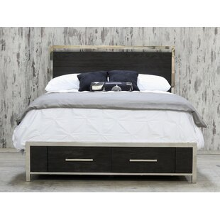 Brinley Storage Panel Bed by Home Image