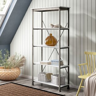Inexpensive Munford Etagere Bookcase by Beachcrest Home