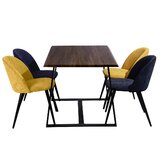 Solon 5 Piece Dining Set by Corrigan Studio®