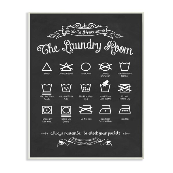 Laundry Room Wall Plaques Laundry Room Plaques  Wayfair