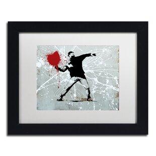Banksy Wall Art | Wayfair