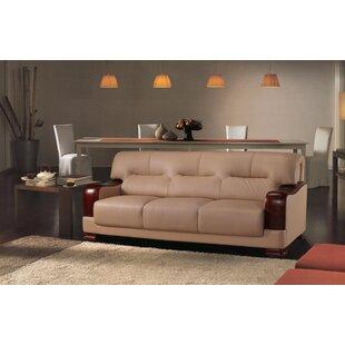 Savings Tourmaline Leather 3 Piece Living Room Set by Hokku Designs Reviews (2019) & Buyer's Guide
