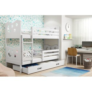 Wirila Bunk Bed With Drawer By Zoomie Kids