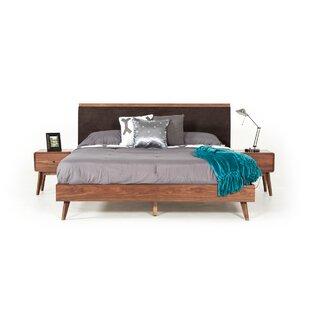 Tanya Upholstered Panel Bed by Corrigan Studio
