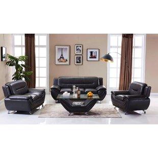 Caravel 2 Piece Living Room Set by Orren Ellis