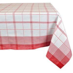 Ambler Plaid Tablecloth