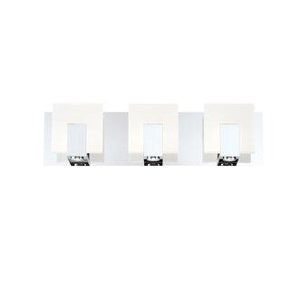 Latitude Run Mascorro 3-Light Vanity Light