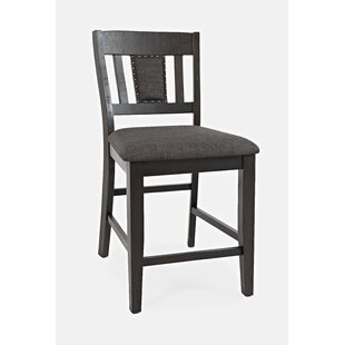 Leyt Slatback 40.25 Bar Stool (Set of 2)