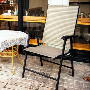 Scavotto Folding Patio Dining Chair