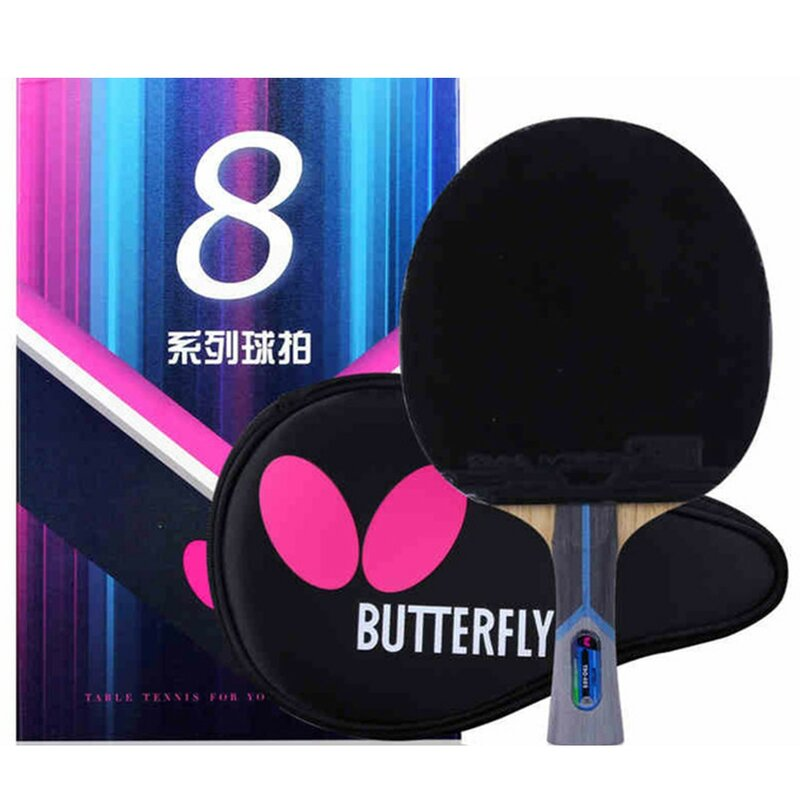 1.9 // 2.1mm Butterfly Flextra Table Tennis Rubber Black//Red