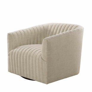 Sete Swivel Barrel Chair by Curations Limited